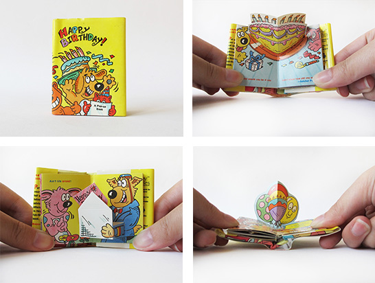 Happy Birthday, A Pop-Up Book